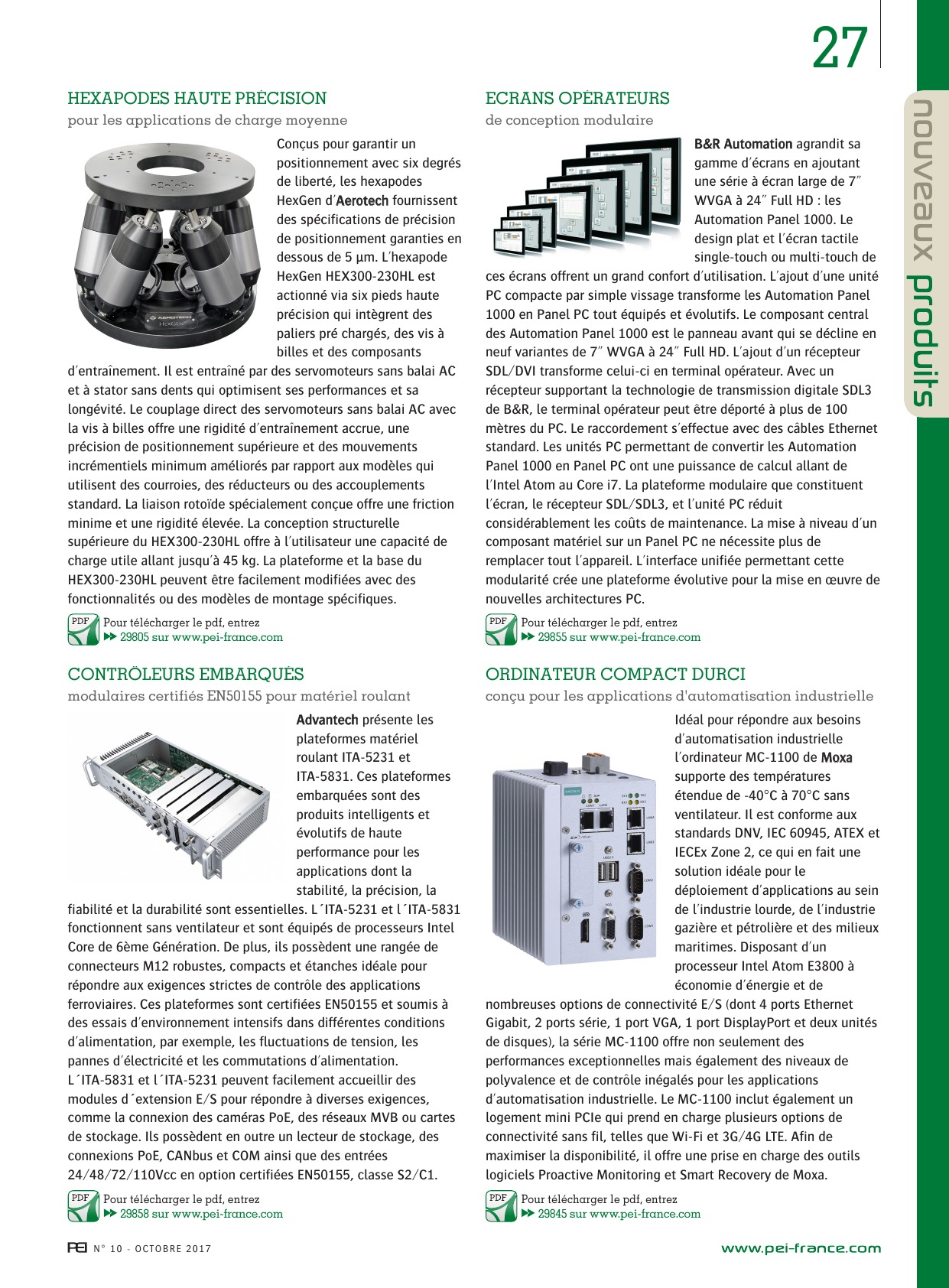 rencontres electroniques imprimées